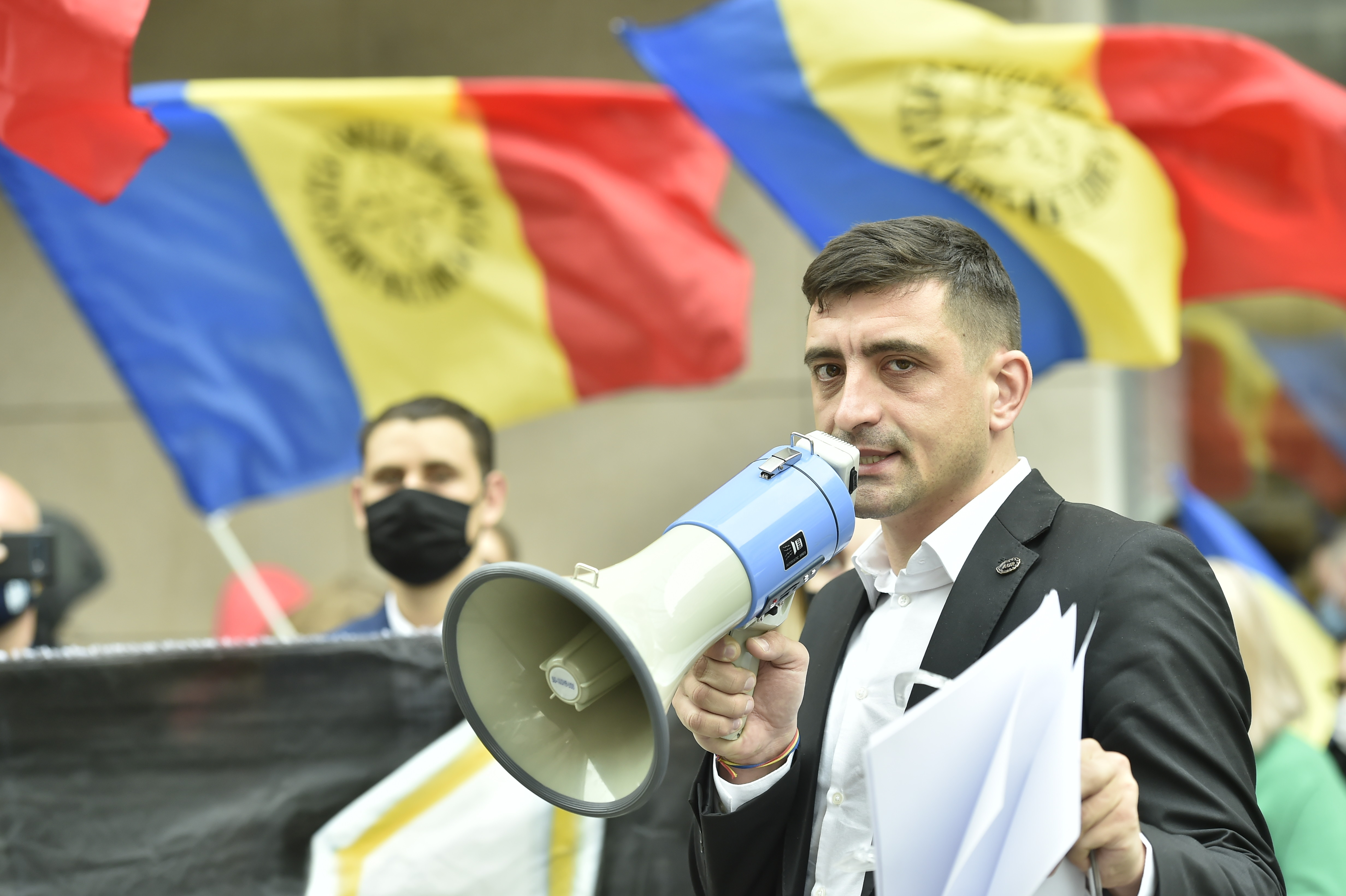 Simion: AUR va participa la alegerile parlamentare din 11 iulie din Republica Moldova