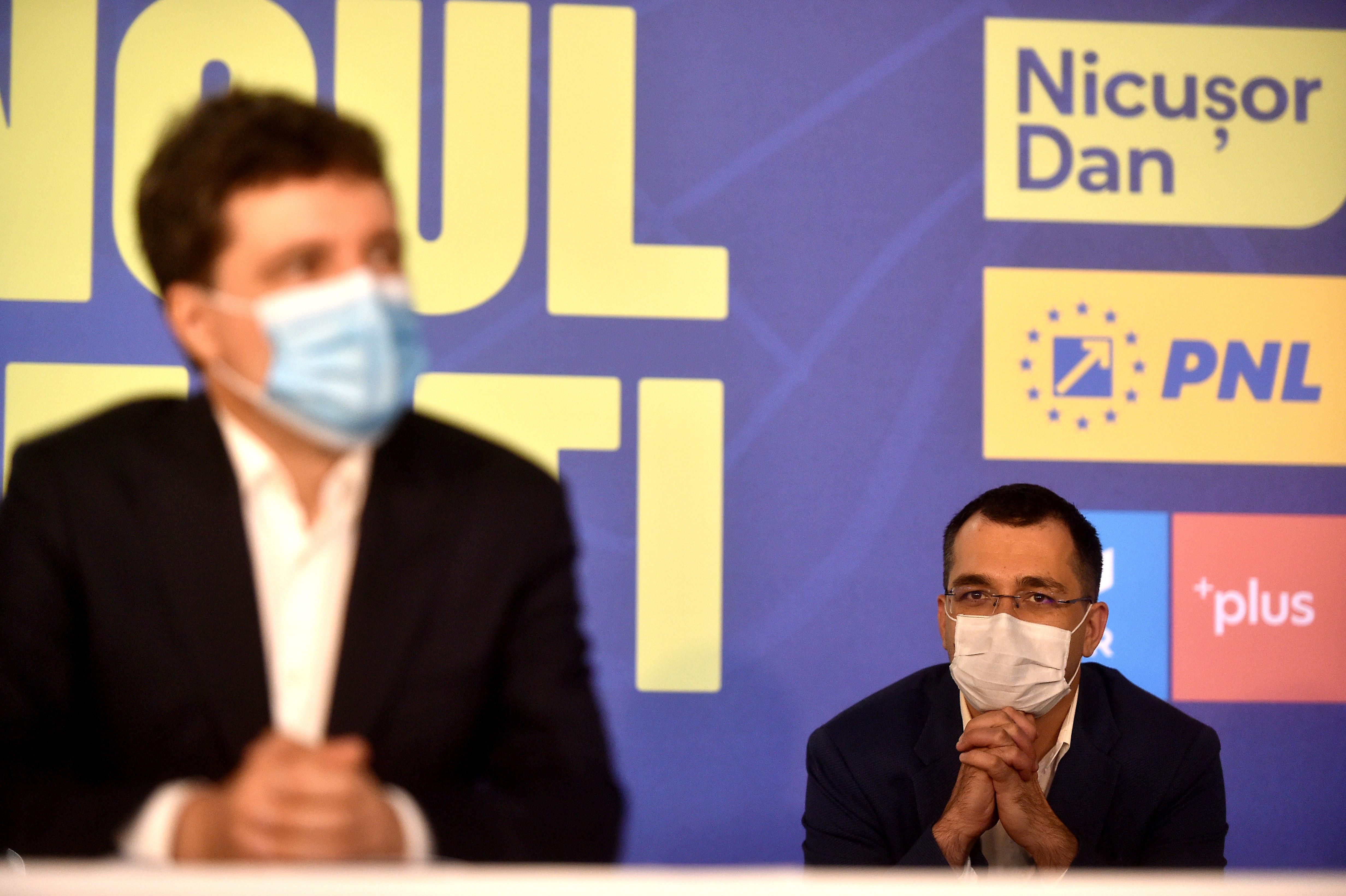 Nicuşor Dan, despre discuţiile pe tema bugetului Capitalei: Vlad Voiculescu a solicitat noi date tehnice