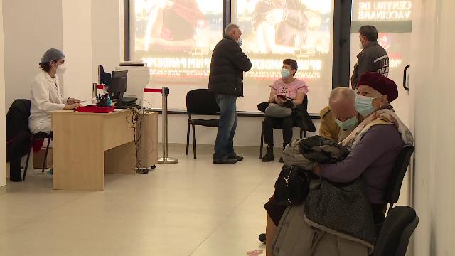 A fost depășit pragul de 100.000 de persoane vaccinate într-o singură zi în România