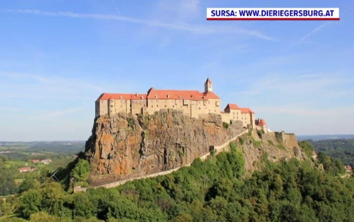"""Google a """"spălat"""" ratingul Castelului din Riegersburg anulând miile de comentarii și notele românilor"""