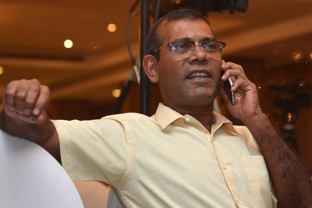 Fostul preşedinte Nasheed al Republicii Maldive, actual şef al parlamentului, rănit într-un atentat cu bombă