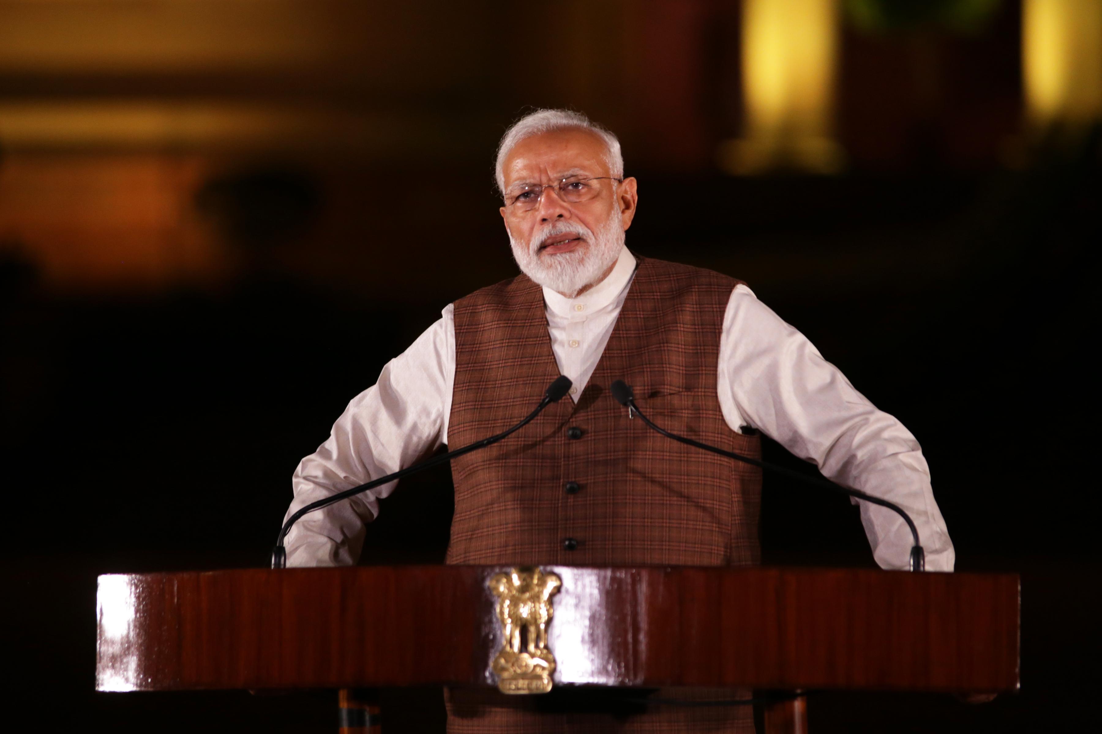 În mijlocul crizei sanitare, premierul Indiei vrea să folosească banii statului pentru a-și renova reședința