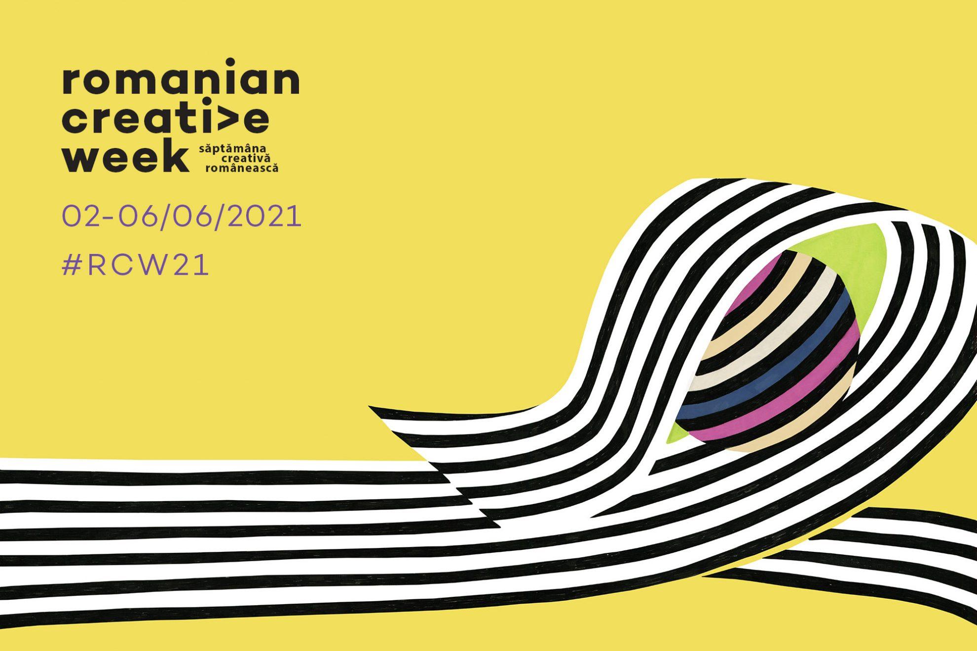 Romanian Creative Week, cel mai important eveniment dedicat industriilor creative românești, organizat la Iași