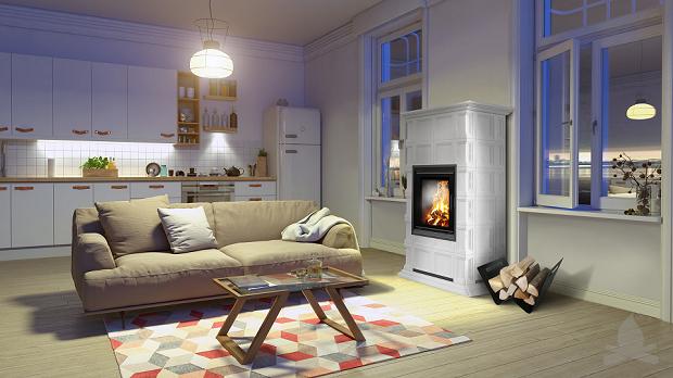 (P) Maramureșenii își încălzesc eficient casele cu sobe șemineu de ultimă generație