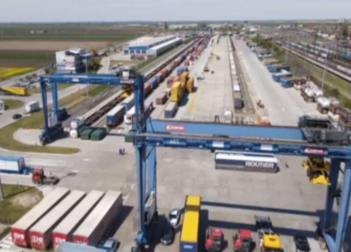(P) Parcare securizată pentru camioane la CURTICI, dezvoltată de Trade Trans Combi