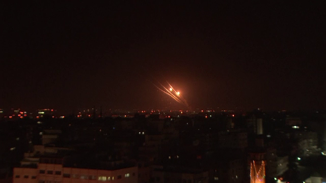 Tensiuni în Ierusalim. Schimb de focuri între organizația fundamentalistă Hamas și autorități