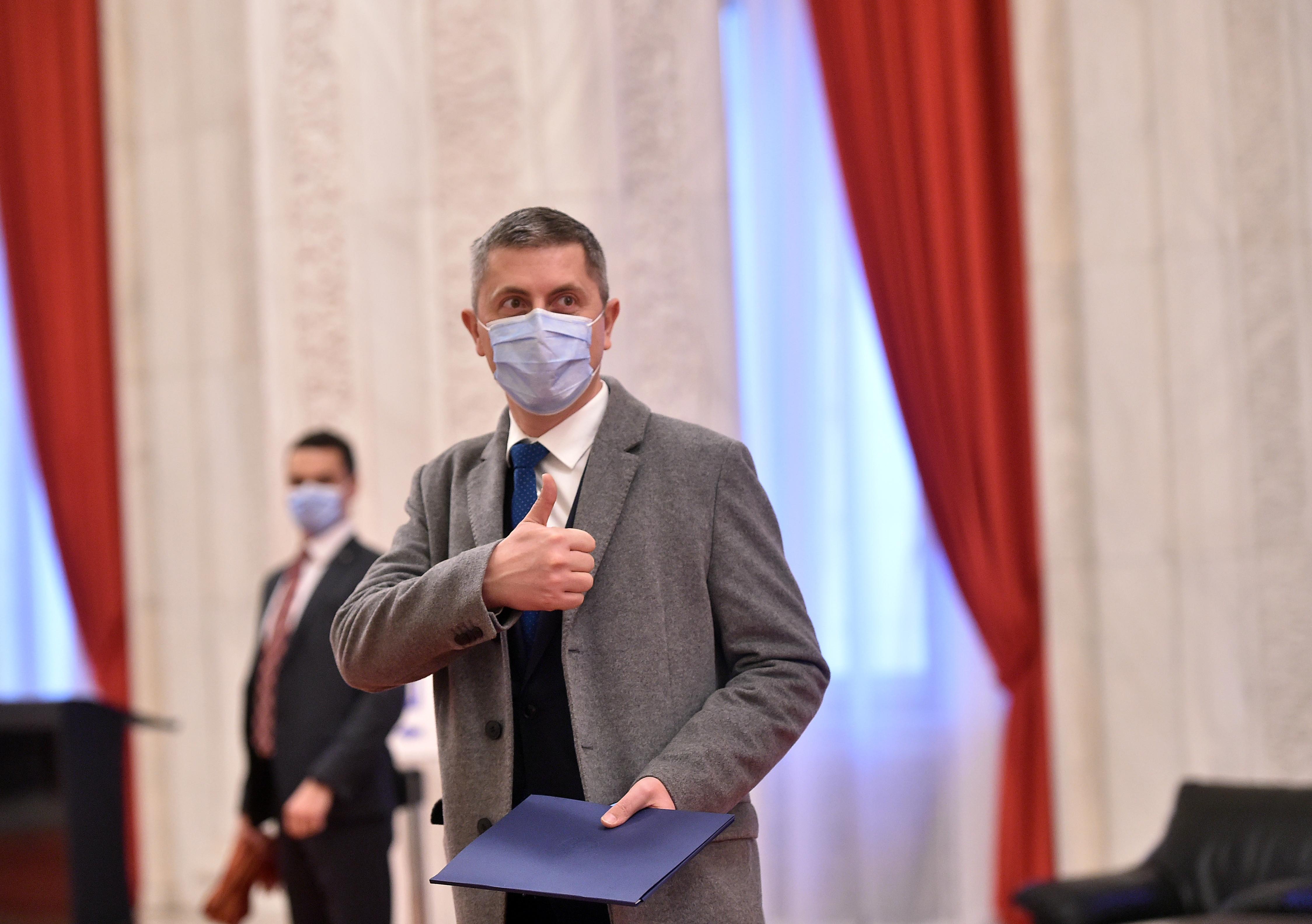 """Dan Barna vrea să candideze la președinția României. """"Să luăm lucrurile în logica firească"""""""