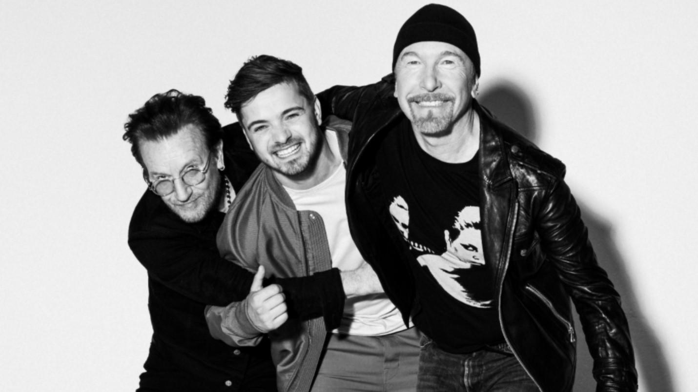 Imnul oficial UEFA, compus de Martin Garrix, Bono și The Edge de la U2