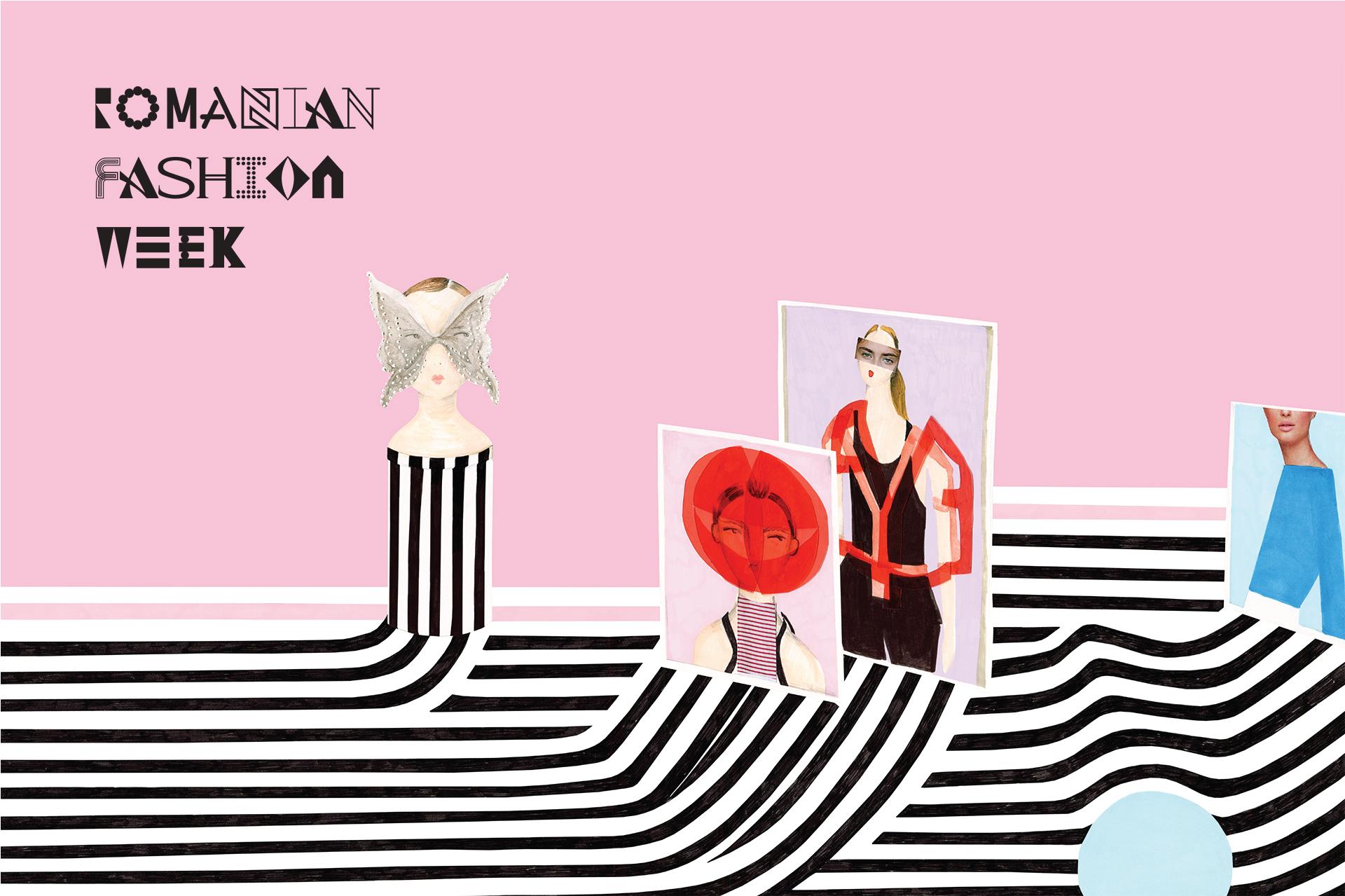 Romanian Fashion Week revine la Iași după mai bine de un deceniu de la ultima sa ediție