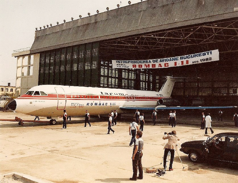 """Avionul prezidențial al lui Nicolae Ceaușescu, scos la licitație. Ce preț are """"Super One-Eleven"""", o bijuterie a aeronauticii"""