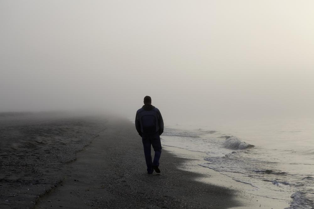Un britanic care se plimba pe plajă în Bulgaria a ajuns din greșeală în România