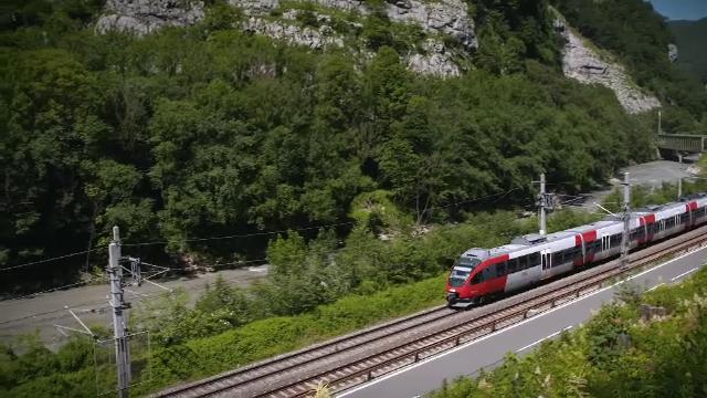 Trenul european care va străbate 26 de țări. Când va ajunge la București