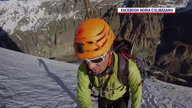 Alpiniștii Horia Colibășanu și Marius Gane au întrerupt expediția din Himalaya. Au decis să se întoarcă acasă