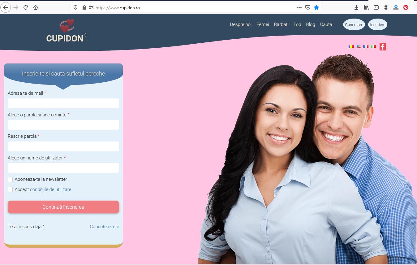 site- ul de dating cu cupidon în nume)