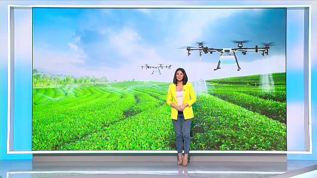 iLikeIT. Drone, roboți și alte gadgeturi inedite pentru agricultură, prezentate de Iulia Ionescu