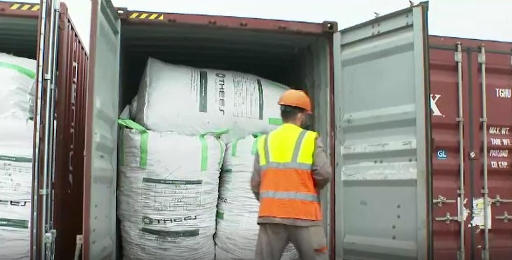 Sute de tone de deșeuri nereciclabile au fost descoperite în Portul Constanța