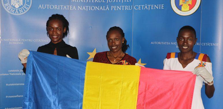 România a naturalizat trei atlete din Kenya pentru Jocurile Olimpice de la Tokyo