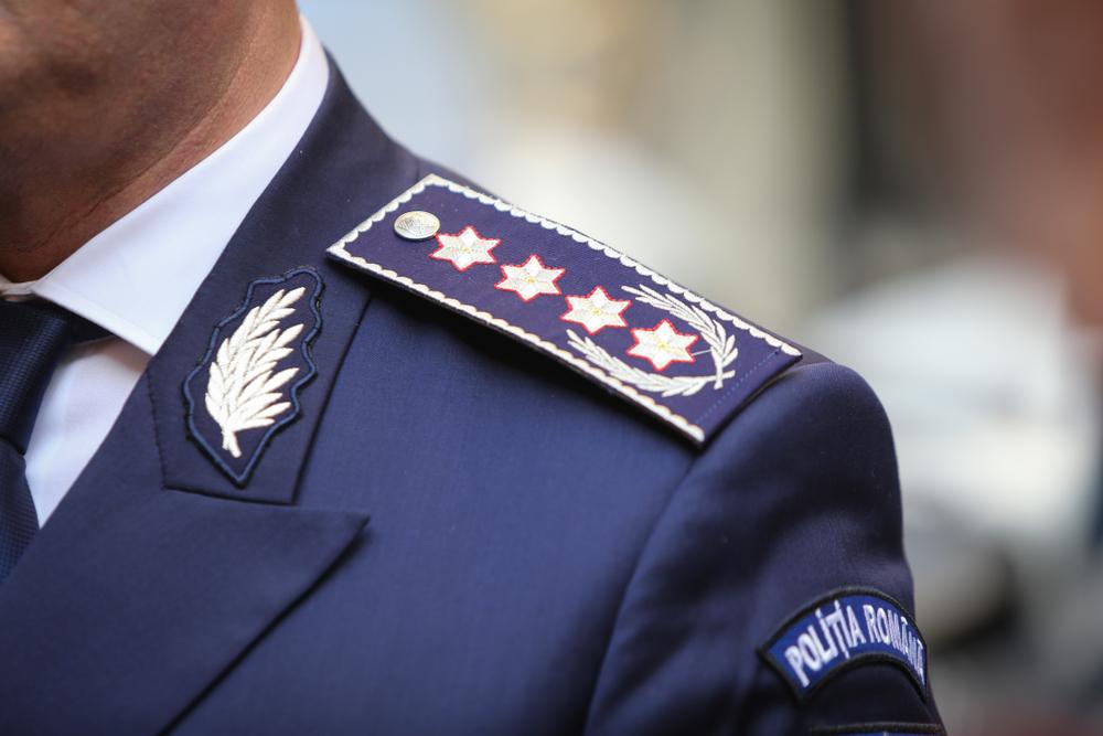 Chestorul Benone Marian Matei este noul șef al Poliţiei Române
