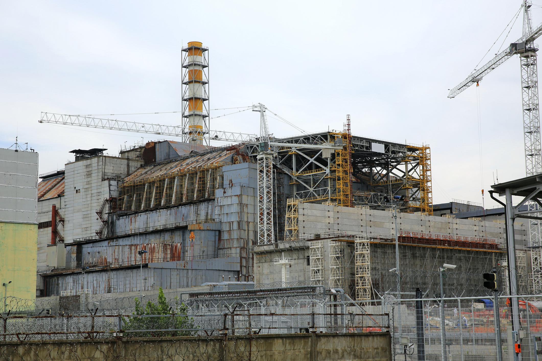 Tot mai multe radiații la Cernobîl, scrie presa din Ucraina. Experții români spun că nu există niciun pericol