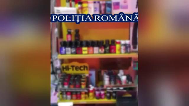 """Substanţe toxice mortale vândute în sex-shop-uri din România. """"Au fost cazuri de moarte subită"""""""