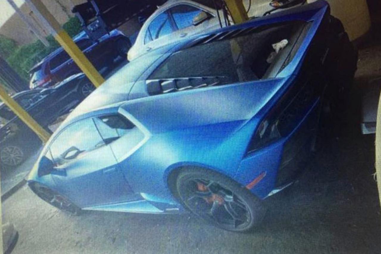 Omul de afaceri care şi-a cumpărat un Lamborghini cu ajutoarele COVID. Ce a pățit după un an