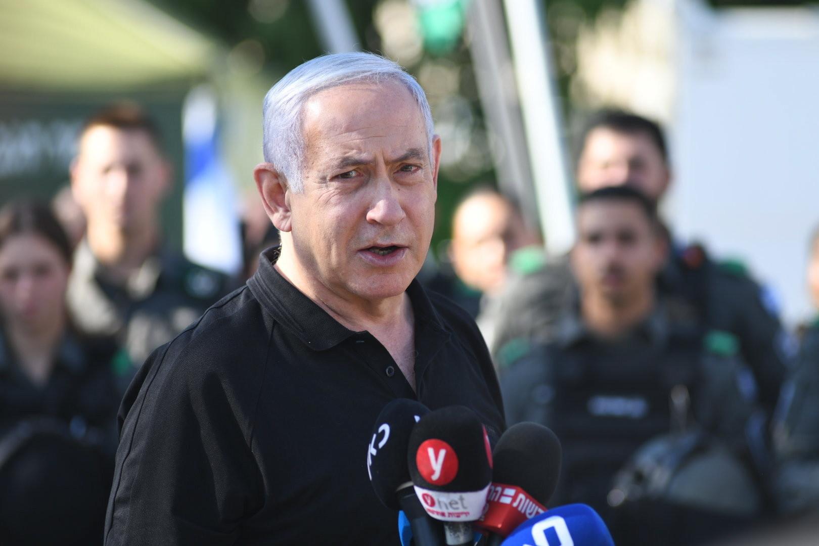 """Război în Fâșia Gaza: """"Din punct de vedere politic, pe Netanyahu îl ajută"""" aceste violențe"""