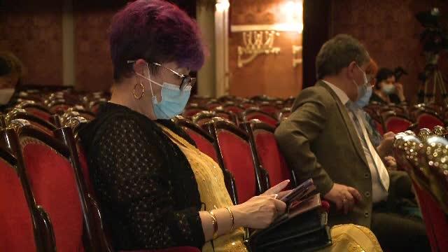 Spectacol-pilot la Opera Națională din Cluj-Napoca, cu persoane vaccinate sau cu test negativ de Covid-19