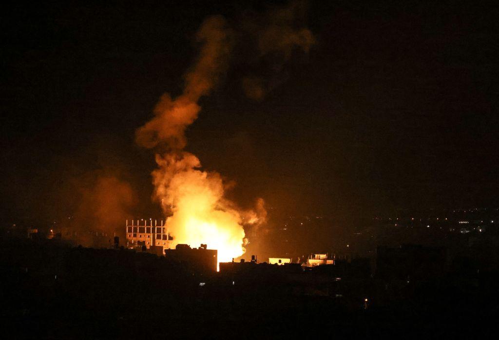 Gaza nu a înregistrat niciun deces în atacurile israeliene din cursul nopţii