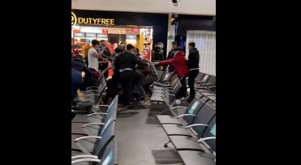 Răsturnare de situație! De la ce a pornit bătaia între români de pe Aeroportul Luton. Reacția MAE