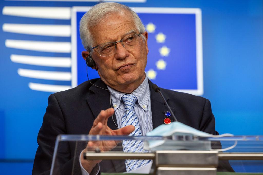Şeful diplomaţiei UE critică lista Rusiei cu ''state neprietenoase''