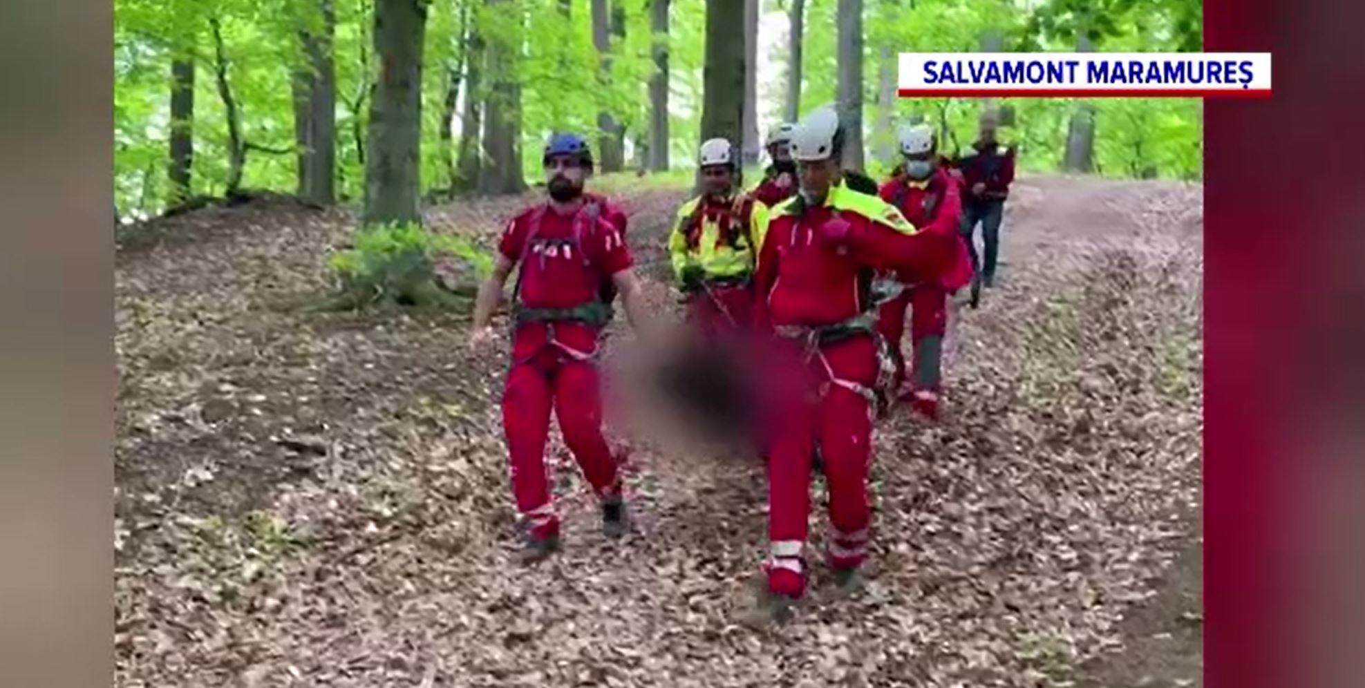 Bărbat care plecase pe un traseu montan din Maramureș, găsit fără suflare de un alt turist