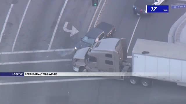 Un șofer-erou care a prins un fugar a fost pedepsit de compania care deține camionul. Ce a urmat