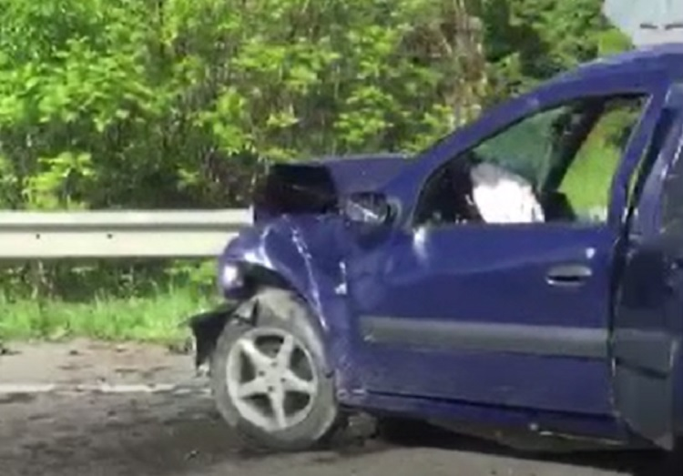 Accident cumplit în Maramureș. O femeie a murit, iar trei bărbați au fost răniți grav