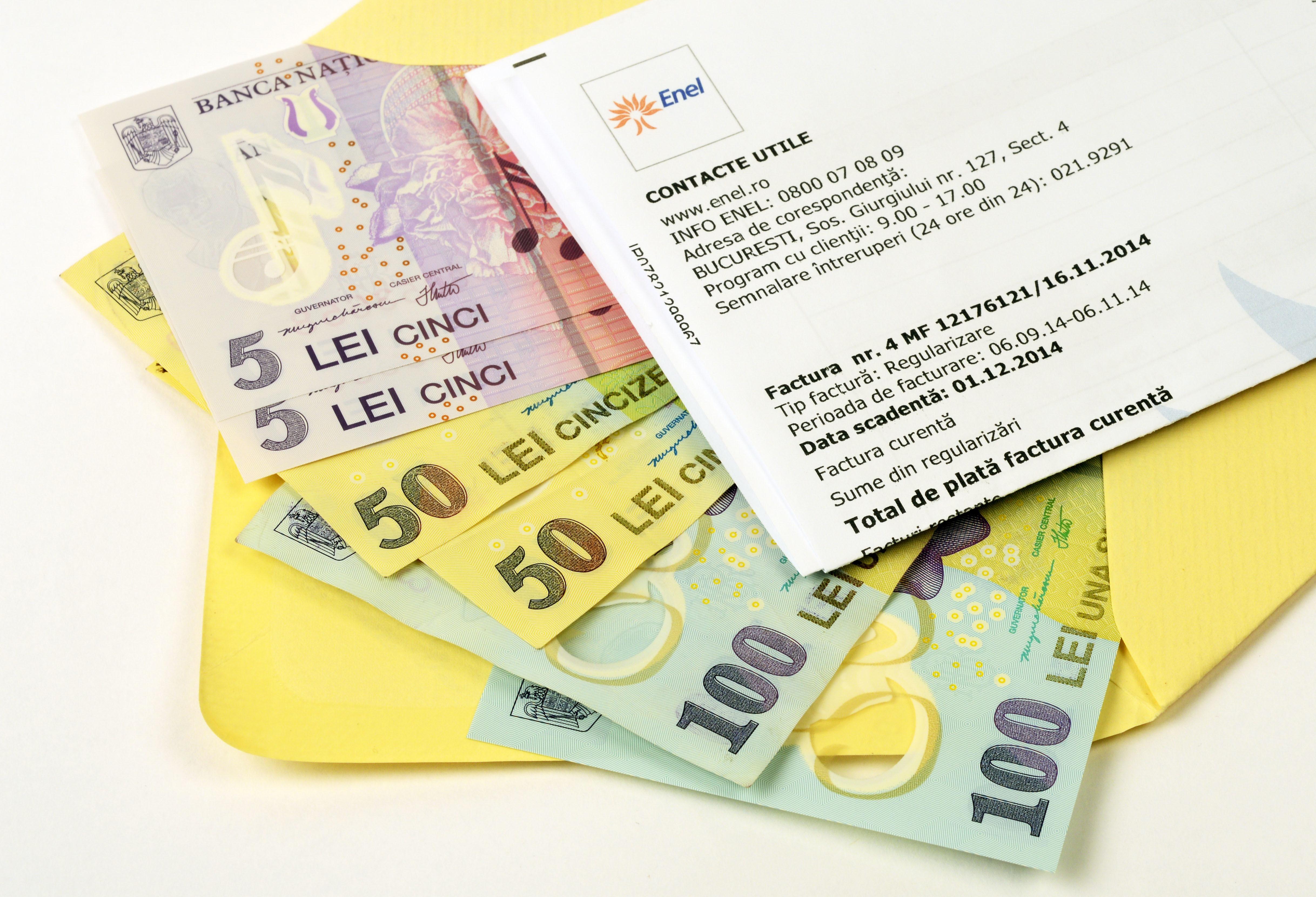 Senatul a aprobat ajutoare financiare pentru consumatorii vulnerabili de energie. Românii pot primi 500 lei/lună de la stat
