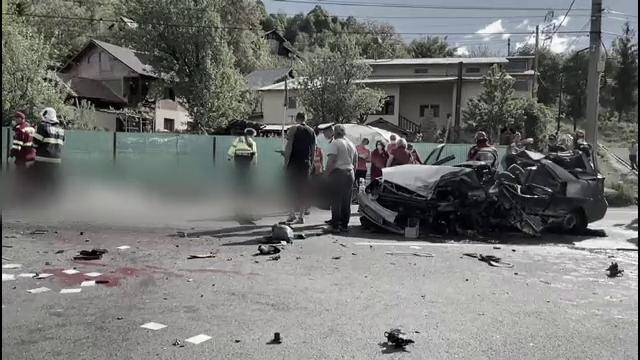 """Cine sunt victimele accidentului cu cinci morți de pe DN1. """"A fost viteză sau a adormit cineva la volan"""""""