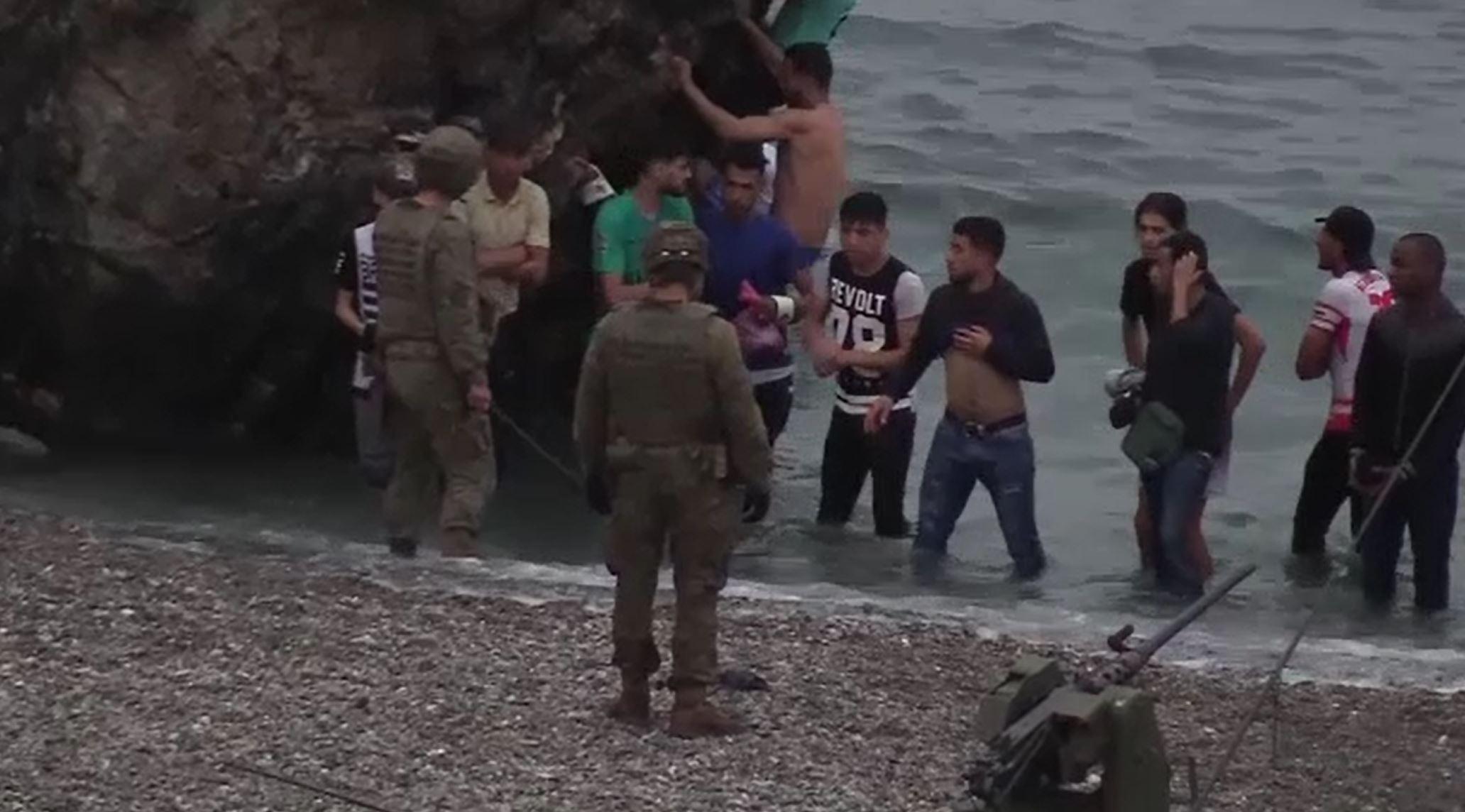 Criză umanitară în Ceuta, după asaltul migranților din ultimele două zile. Cum s-a ajuns în această situație