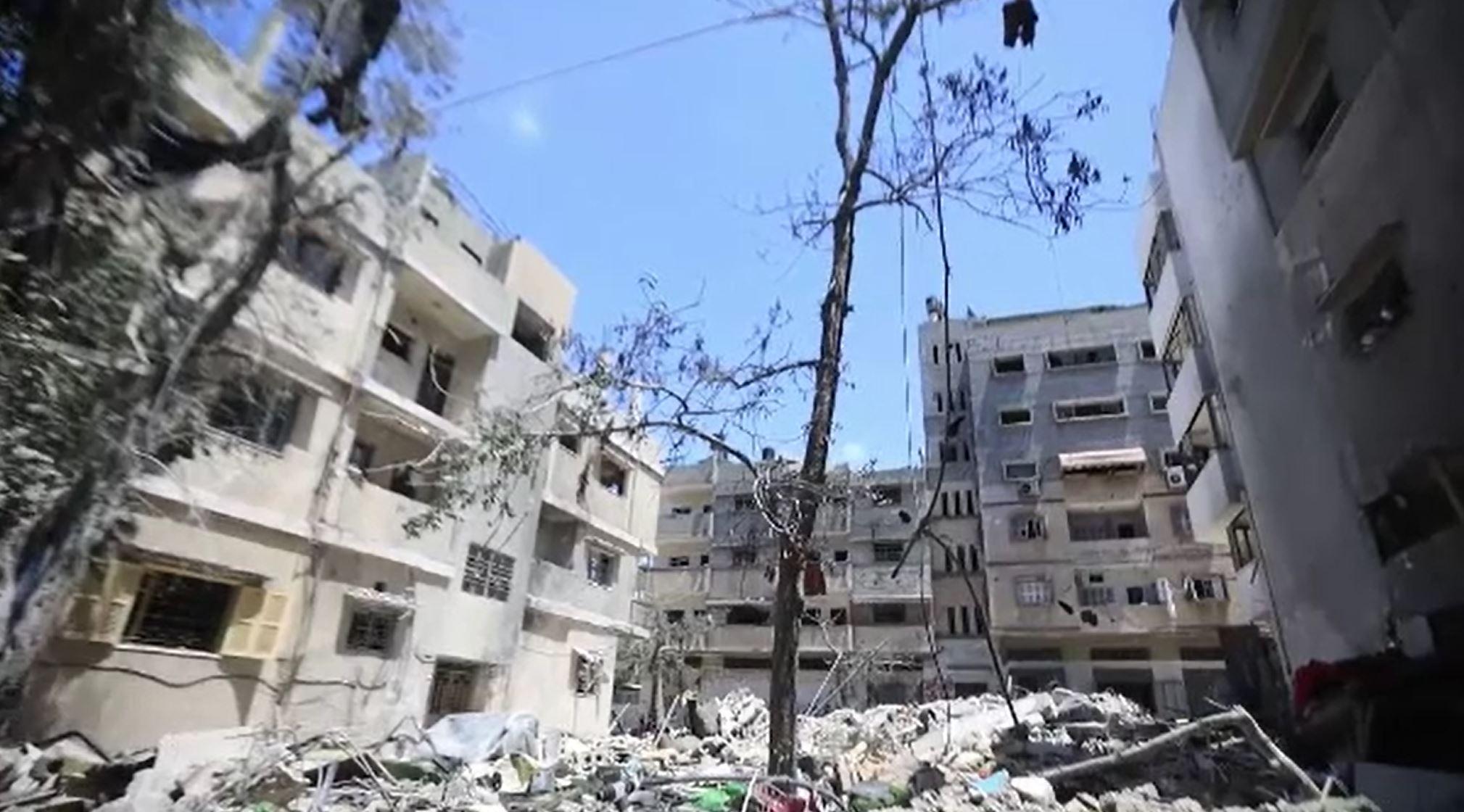 Continuă schimbul de focuri în Gaza. Zeci de copii mor, în timp ce locuințele se transformă în ruine
