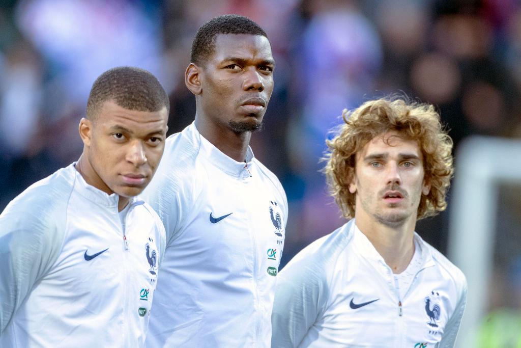 Lotul Franței pentru Euro 2020. Revenire de senzație în echipa lui Deschamps, după 6 ani de absență