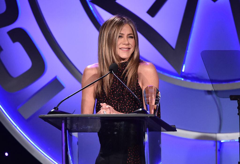 Jennifer Aniston: Reuniunea actorilor din serialul Friends a fost ca în familie