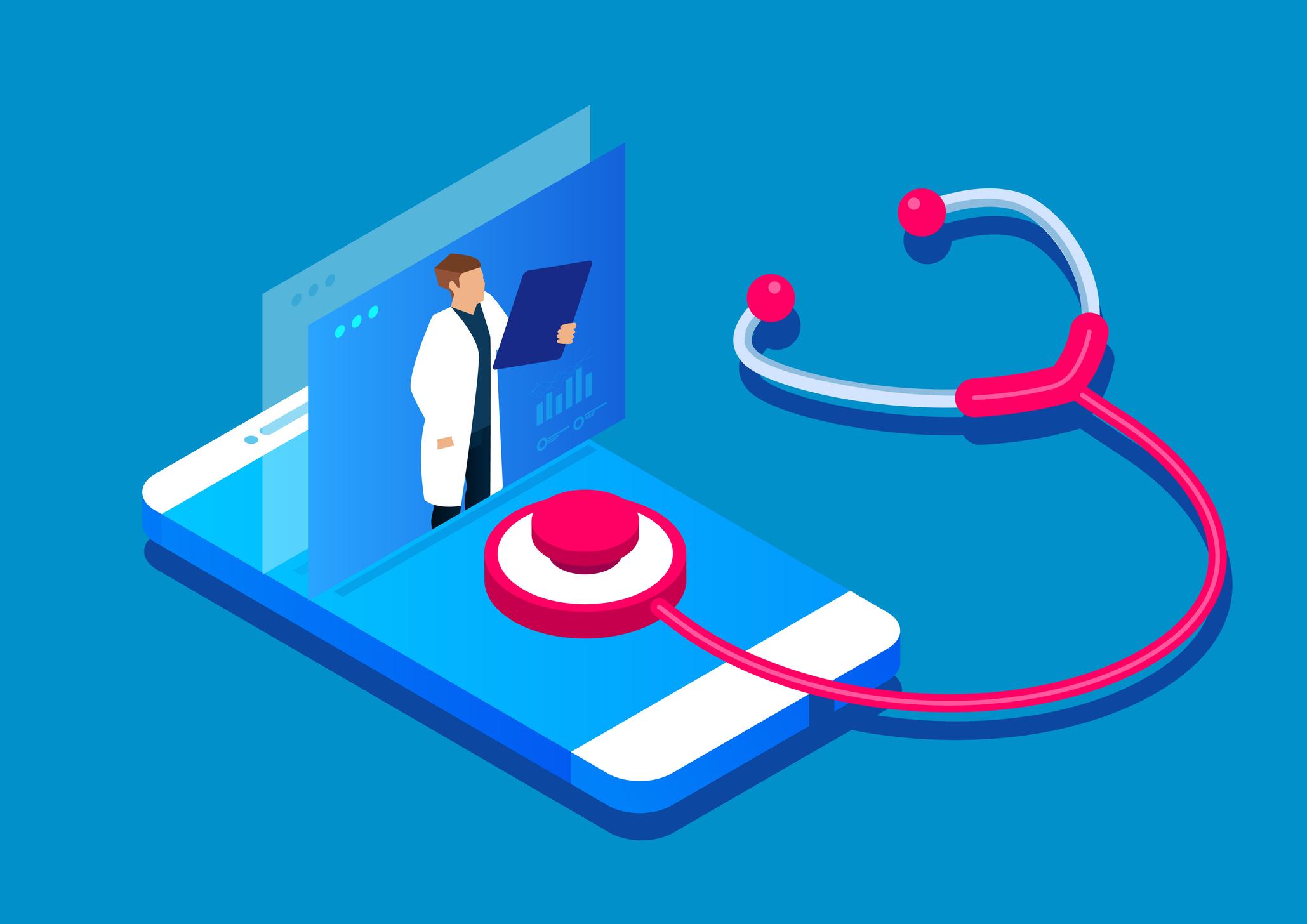 iLikeIT. Aplicația inovatoare de telemedicină care ne ajută să păstrăm legătura cu medicii