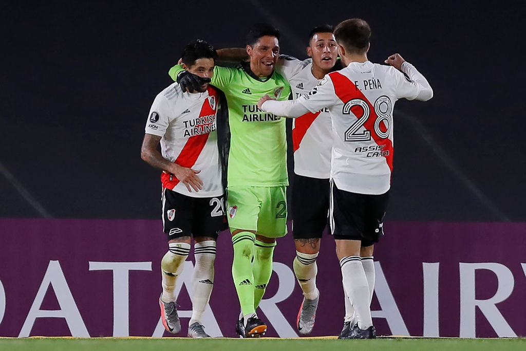 Meci istoric în Argentina. River Plate a câștigat Copa Libertadores deși a jucat cu un mijlocaș în poartă și fără rezerve
