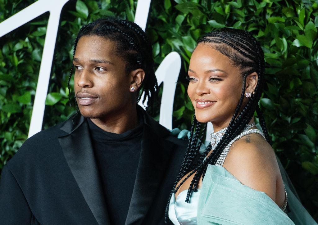 """Rapperul ASAP Rocky confirmă că are o relaţie cu Rihanna: """"Ea este aleasa"""""""
