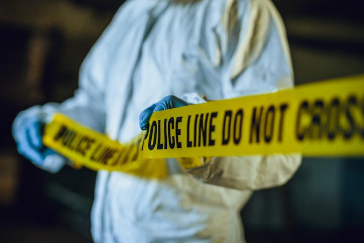 Poliția Capitalei a descoperit pe câmp cadavrul unui bărbat dispărut