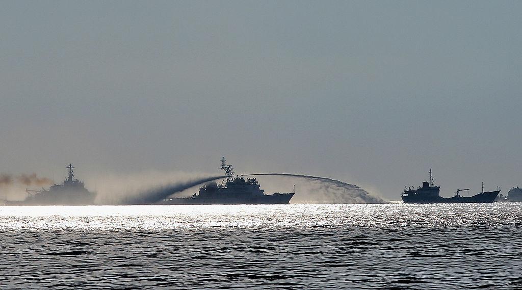 Tensiuni în Marea Chinei de Sud: Beijingul acuză că un distrugător american a intrat ilegal în apele sale teritoriale