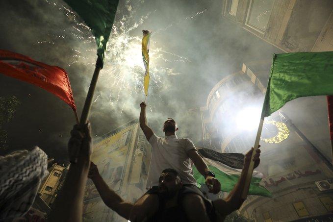 Hamas revendică o ''victorie'' în confruntarea armată cu Israelul