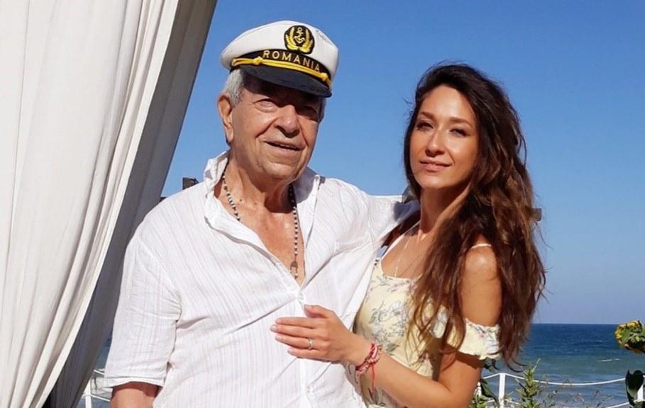 """Ion Dichiseanu, cu gândul la nepoata lui, pe patul de spital: """"Tata mi-a spus că își dorește să o țină de mânuță"""""""