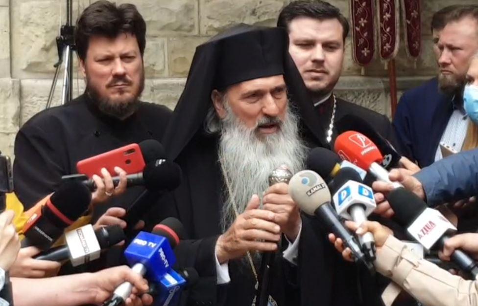 """ÎPS Teodosie, după criticile primite de la Patriarhie: """"Numai de sancţiunea lui Dumnezeu mă tem"""""""