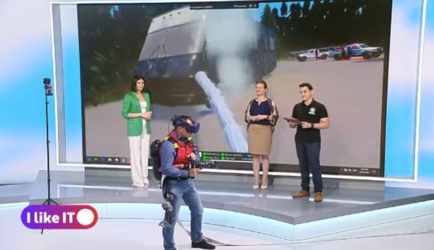 iLikeIT. Cum se folosesc pompierii și criminaliștii de realitatea virtuală