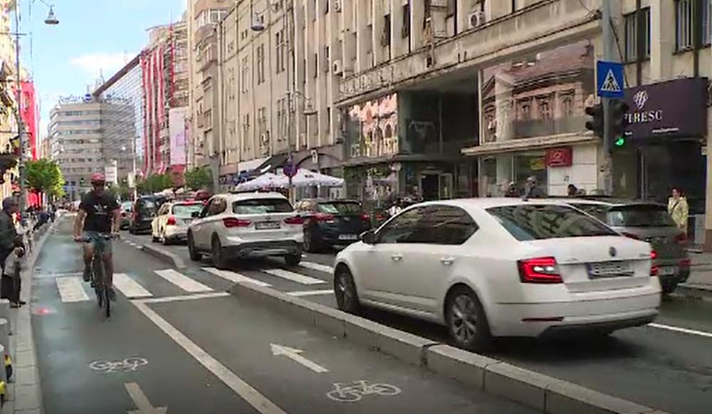 Zonele din centrul Capitalei care devin pietonale în weekend-uri, din 29 mai