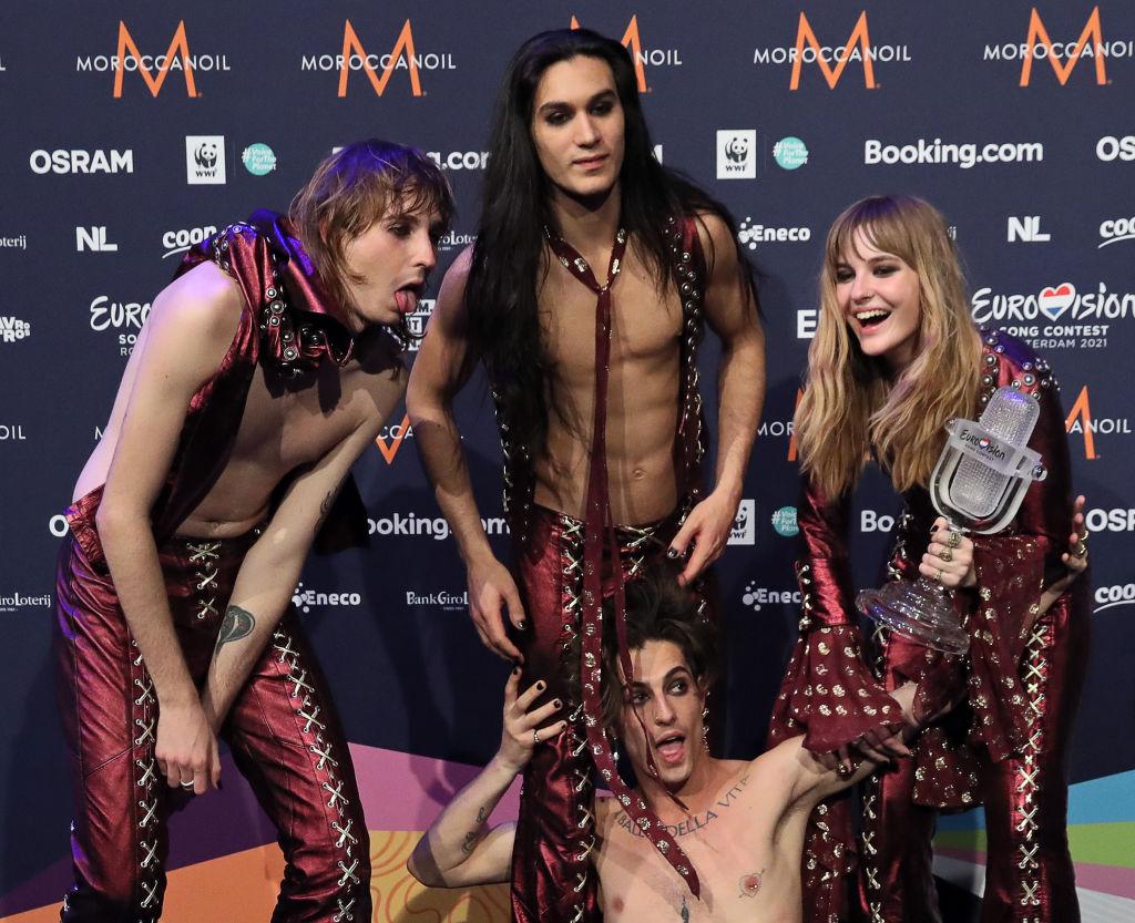 Eurovision 2021 Concursul a fost câştigat de trupa italiană Maneskin